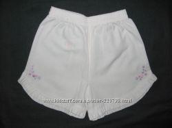 шортики с вышивкой Mothercare на 6-9 месяцев