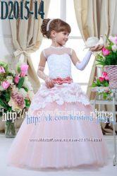 Детские платья коллекция 2014-2015 года, от 1 до 15 лет, пошив