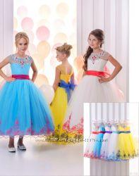 Детские бальные платья 2016 пошив