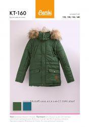 Продам нашу зимнюю курточку ТМ Бемби