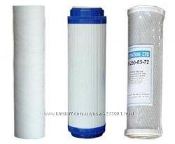 Сменные картриджи для фильтров воды