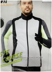 спортивные жилеты со светоотражателями для активных мужчин