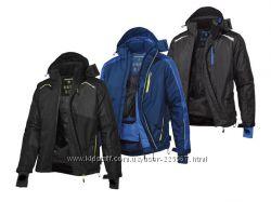 лыжные куртки на тинсулейте CRIVIT с германского lidl, мембрана 3 тыс. мм.