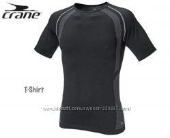 спортивная бесшовная футболка CRANE