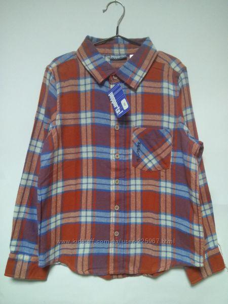 Фланелевая рубашка Pepperts Germany