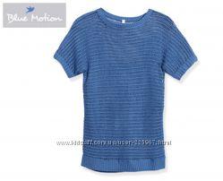 ажурные летние пуловеры с коротким рукавом Esmara Blue Motion
