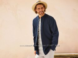 рубашка Livergy серия лен с германского магазина Lidl