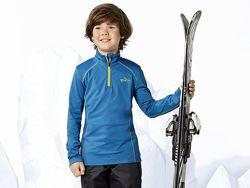 Функциональный лыжный лонгслив для мальчиков CRIVIT