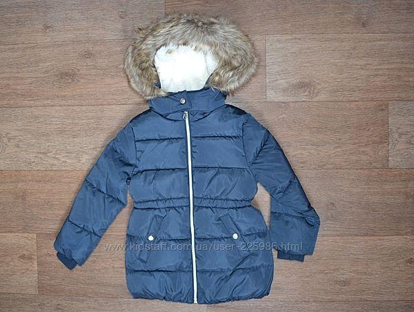 Удлиненная зимняя куртка kiki&koko оригинал германия