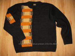 Теплющий свитер для крепкого мужщины р. 50-52 Турция Качество