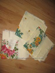 новые платки тех времен