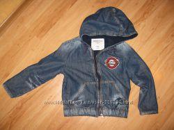 Джинсовая куртка р. 116
