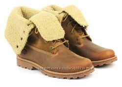 Акция. Новые кожанные ботинки Timberland р. 31 оригинал