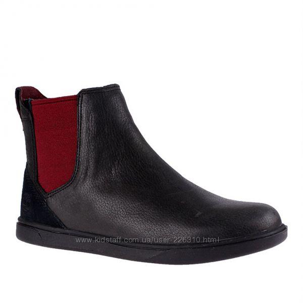 Новые кожанные ботинки Timberland р. 31 оригинал