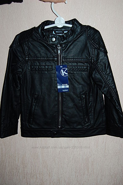 Новая стильная куртка Nky Kiabi р. 110