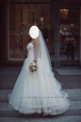 Продам эксллюзивное единичное свадебное платье с итальянским кружевом.