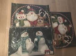 Новогодние коврики -отличный подарок