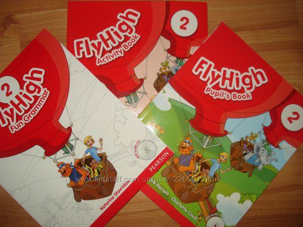 Fly High 2 Activity Book Скачать pdf.