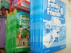 Family and Friends 1-5 кл.