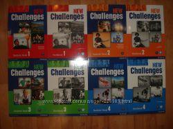 Книги New Challenges