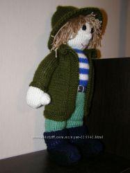Продам эксклюзивную вязанную игрушку Морячок. рост 45 см