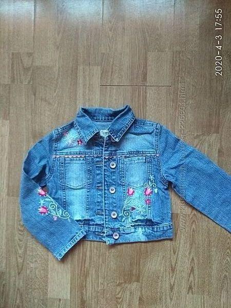 Джинсовая куртка Глория Джинс