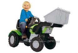 Велотракторы, педальные тракторы