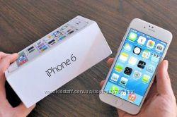 iPhone 6 64GB оригинал Silver CША