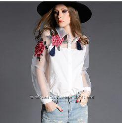 Самые модные женские рубашки распродажа остатков