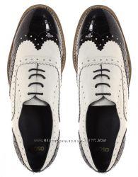 Туфли оксфорды 2014 модный тренд сезона