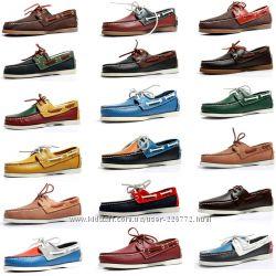 Легендарная мужская обувь топсайдеры SEBAGO