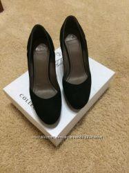 Оригинал. Versace. Туфли. Шикарные. Натуральная. Кожа. Замш