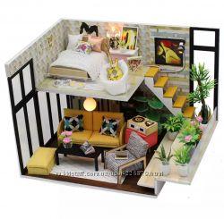 Румбокс конструктор Пентхаус кукольный дом