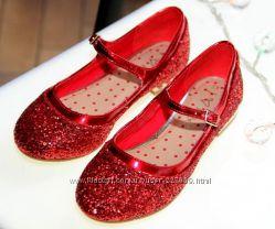 Нарядные туфельки Некст, 33 Евро, рождественская коллекция