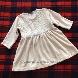 Новое нарядное платье Flexi baby Турция