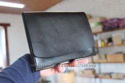 Кожаный клатч 14х21 см  Чехол для планшета