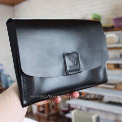 2в1 Кожаный клатч TRAVELBOOK - Чехол для планшета