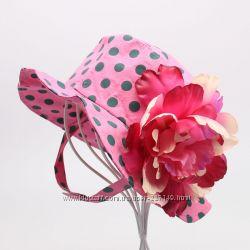 Очаровательные шляпки с цветком.  В наличии