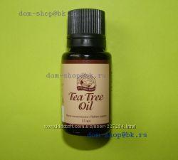 Натуральное масло чайного дерева. NSP. Качество