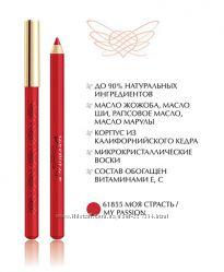 Натуральный карандаш для губ Bremani - Бремани. Германия. Акция
