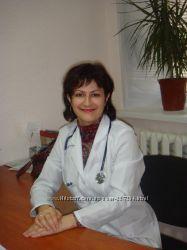 Консультация терапевта - нутрициолога. Отзывы
