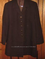 Пиджак удлиненный фирмы MARK & SPENCER