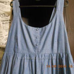 Платье JOJO MAMAN BEBE размер 16 cotton