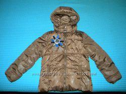 Деми куртка ZARA 5-6лет