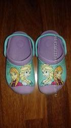 Crocs оригинал Disney р. C8-9