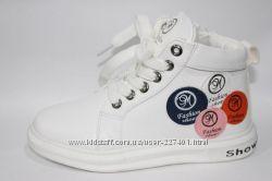 Демисезонние модные ботинки р. 32-36 ТМ Солнце