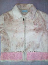 Курточка нарядная на 6-8 лет