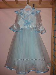Платье роскошное