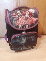 Рюкзак ранец ТМ Kite Monster High Призрачно
