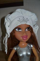 Весенний беретик шапочка для принцессы
